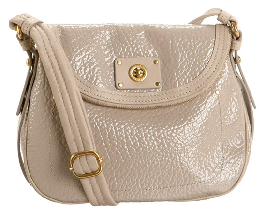 Marc by Marc Jacobs Totally Turnlock Shine Natasha Cross-Body