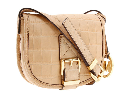 MICHAEL Michael Kors Saddle Small Messenger