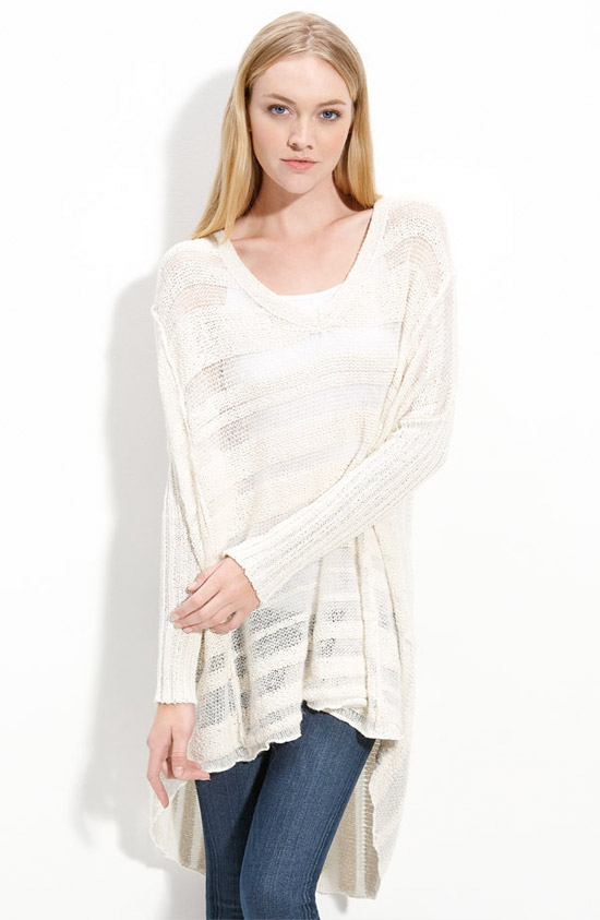 Free People 'Spending Time' Pullover