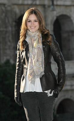 Rachel Bilson Scarf