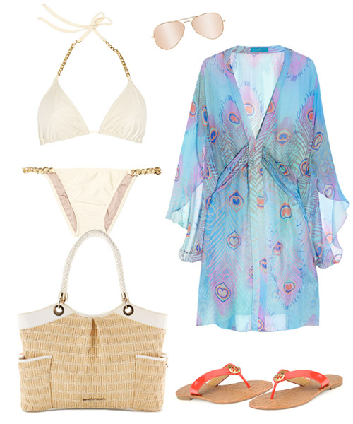 Tuesday Outfit: Seychelles Resort
