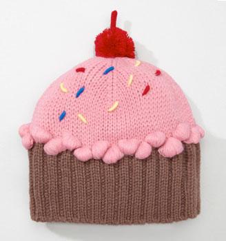 Cupcake Beanie