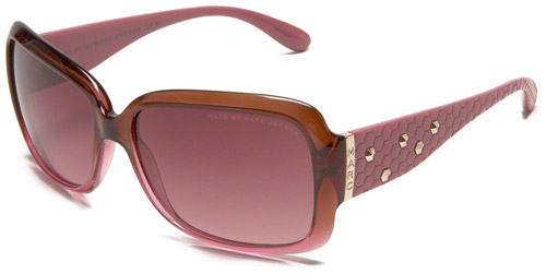 Marc by Marc Jacobs Women's MMJ 189/S Rectangle Sunglasses