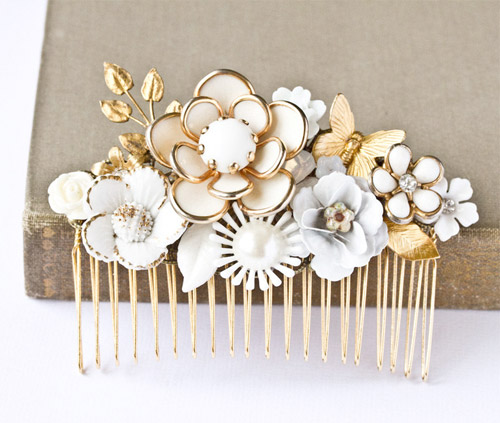 Hair Comb by lonkoosh