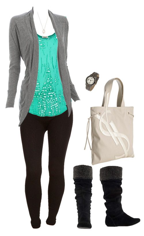 Tuesday Outfit: Comfy Casual