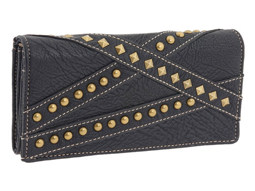 American West Crossroads Flap Wallet