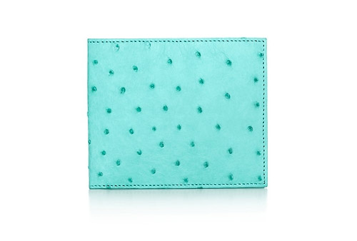 Tiffany &Co Classic Billfold